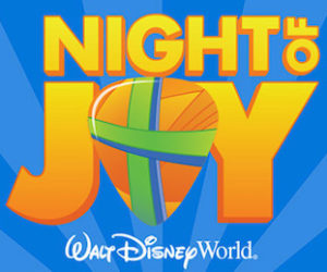 Your Guide To The 2017 Night of Joy At Walt Disney World