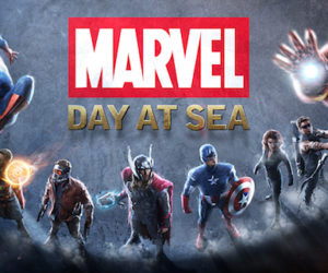 Who Can I Find On Disney Cruise Line's Marvel Day At Sea?