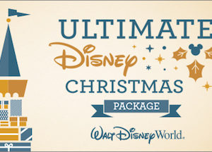 Walt Disney World Ultimate Christmas Package