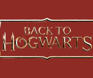 Back to Hogwarts at Universal Orlando