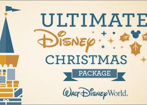 Walt Disney World Ultimate Christmas Package